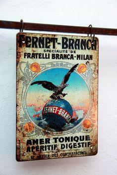 BR-001 Fernet Branca - Comprar en Viejas Chapas