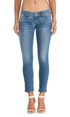 Hudson Jeans Nicole Ankle Skinny in Vague 2
