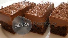 Čokoládové řezy - Chocolate Cuts