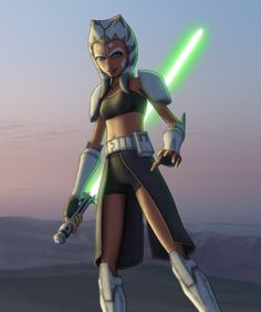 Jedi Commander Ahsoka Tano by Master-Cyrus. on Jedi Commander Ahsoka Tano by Master-Cyrus. Star Wars Fan Art, Star Wars Mädchen, Star Wars Girls, Ahsoka Tano, Star Wars Rebels, Disney Star Wars, Anakin Skywalker, Jedi Armor, Jedi Sith