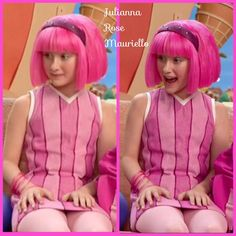 Lazy town fakes join. And