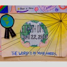 Earth Day Poster Contest Winner