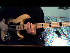 Easy slap bass - marcus miller triplets lesson - YouTube