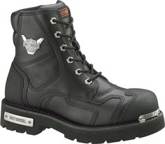 ca0107f8ecc Harley-Davidson Womens Stealth Black Low Cut Boot   Startling review  available here   Work. ObuvBojové BotyKozačky