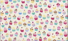 Retro Bake - Cupcakes - 1219-Q ~ at www.ladyfingerssewing.com