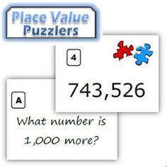 Math Coach's Corner: Place Value Practice