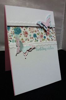 Creatin and Stampin: Twitterpated Butterflies