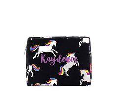 Unicorn Cosmetic bag Monogram unicorn cosmetic bag