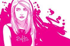 Pinky Buffy by MPdigitalART.deviantart.com on @deviantART