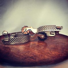 #bobewingspurs ....#bobewingknives .......For Sale