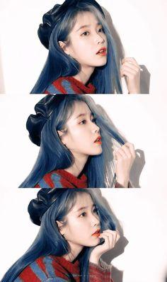 Korean Star, Korean Girl, Korean Actresses, Korean Actors, Kpop Girl Groups, Kpop Girls, Korean Beauty, Asian Beauty, Iu Hair