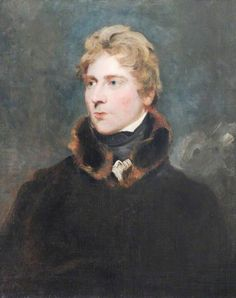 The Honourable Berkeley Paget (1780–1842), MP by Thomas Lawrence Date painted: c.1807