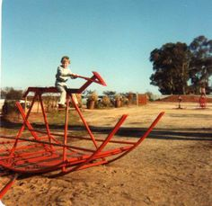 playscapes: Grant Park Playground, Monash Australia, Grant Tefler, and more thoughts on Playground Preservation