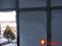 Môj rokmi overený trik, aby okná v zime nezamrzli a leskli sa ako nikdy: Stačí, ak na ne dáte toto a susedia sa budú diviť, ako ste to urobili! Electronics, Consumer Electronics