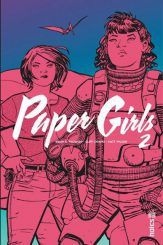 Paper girls tome 2 - Brian K Vaughan et Cliff Chiang