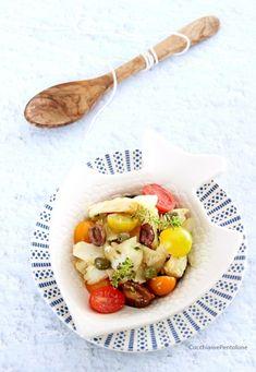 Baccalà in insalata | Cucchiaio e Pentolone