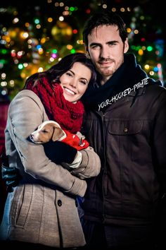 colin o'donoghue and meghan ory - Google Search