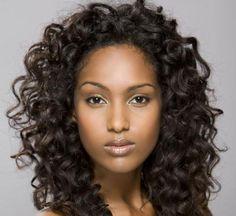 Real Natural Black Beauty