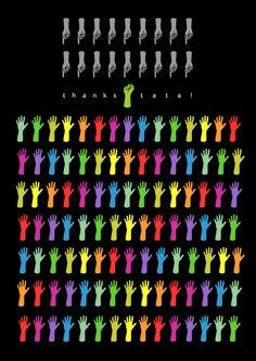 Mandela Poster Project   Nelson Mandela by Javier Bulacio