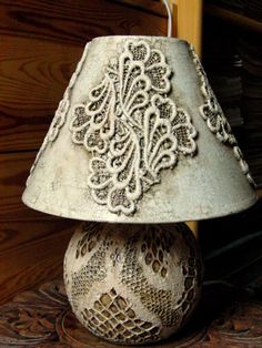 My lamp 1. Shades, Lighting, Mixed Media, Home Decor, Jute Crafts, Decorated Bottles, Luxury, Recycling, Decoration Home