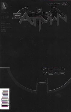 Zero Year Part 5 : Dark City Part 2/ People In The Dark __Written By Scott Snyder & James Tynion , Art And Cover By Greg Capullo & Andy Clarke , The Story .. The Riddler sends Gotham City into total d