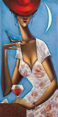 Ira Tsantekidou - La Femme Fatale