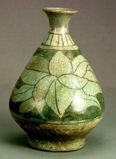 분청사기 국보,보물... : 네이버 블로그 Korean Pottery, Japanese Pottery, Korean Art, Pointillism, Sculptures, Porcelain, Vase, Cosmetics, Earth
