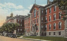 I was born here.  St. Elizabeth Hospital. Dayton, Ohio.