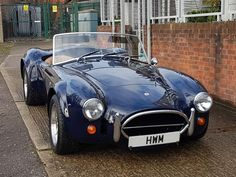 1983 AC COBRA MK IV......#ClassicCars..Re-pin Brought to you by agents of #carinsurance at #HouseofInsurance for #AutoInsuranceinEugeneOR.