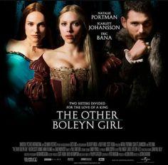 "Scarlett Johansson, Natalie Portman and Eric Bana in ""The Other Boleyn Girl"" (2008)"