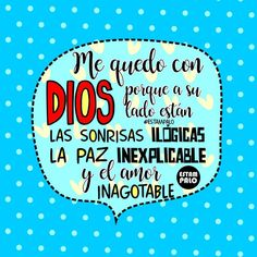 Quédate con Dios en el corazón♥️ #estampalodice - estampalo My Bible, Bible Verses, Religion Quotes, Everyday Quotes, Spiritual Guidance, God First, Dear Lord, Quotes About God, Faith In God