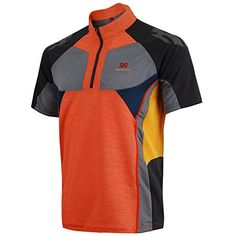 Zipravs Mens Lightweight Trekking Hiking Shirt Short sleeve ** Check this awesome product by going to the link at the image.