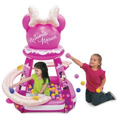 """Minnie Mouse Buttons and Bows Playland - Moose Mountain - Toys """"R"""" Us"""