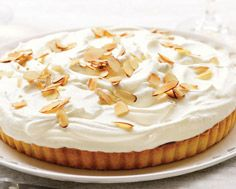 Salted Banoffee Tart, from Food & Drink - Fleur de Sel with bananas and sugar = heaven