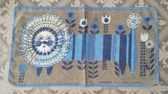 Swedish Embroidery, Scandinavian, Designers, Textiles, Rugs, Retro, Baby, Home Decor, Embroidery
