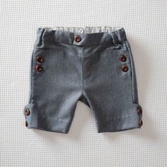 style milk boys shorts....possibly could work. Definitely with little guys.