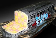 Graffiti cake - Imgur