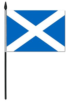 A pack of St. Andrew flags are perfect Burns Night decorations