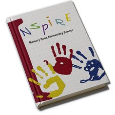 Memorybook Company Hall of Fame Yearbook Covers / Inspire