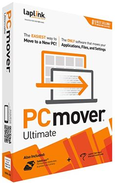 System Requirements: Windows 10, Windows 8.1, Windows 8, Windows 7, Windows Vista, Windows XP Easy-to-Use: Install PCmover on both of your computers and follow the simple wizard to transfer everything you select to your new PC Optimized for Fastest Transfer: Provides maximum performance and time savings. You will quickly be using your new PC with everything ready to go Complete Selectivity: Automatically transfers all selected applications, files, folders, settings, and user profiles to your… Transfer Function, New Operating System, Mac Software, Windows Software, Old Computers, Super Speed, System Requirements, New Laptops, Filing