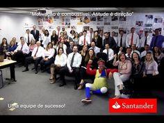 Arte da Tribo - Apresentação Motivacional - Banco Santander 05 - (11) 32...