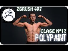 Tutorial Zbrush en Español #17   Como pintar objetos (Polypaint) - YouTube
