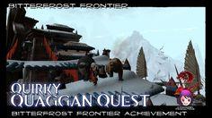 Quirky Quaggan Quest achievement
