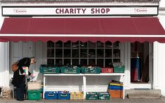 homes in all of London. That might explain why the neighbourhood's charity shops are populated with clothing from the likes of Hugo Boss and Nicole Farhi. Walking onto Archway Road from Highgate Tube station you can't miss the RSPCA shop – look for the shop front finished i