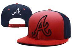9c6638edfcc Atlanta Braves Red Blue Snapback. Twenty One Pilots HatAtlanta Braves HatMlb  Baseball ...