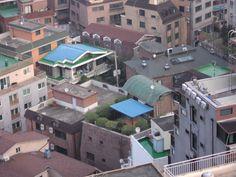 Houses in Korea