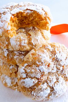 Carrot Cake Gooey Butter Cookies – Best Ever (from scratch!) ~ Melt-in-your-mouth, buttery, light and tender, spiced and sweetened just right for classic Carrot Cake flavor, these festive cream cheese cookies are perfect for both spring and Easter as well as fall and Thanksgiving, or everyday. You just can't have one! Included is a scrumptious gluten free variation. Everyone will LOVE them!