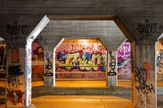 Krog Street Tunnel is rich with history ... and art!