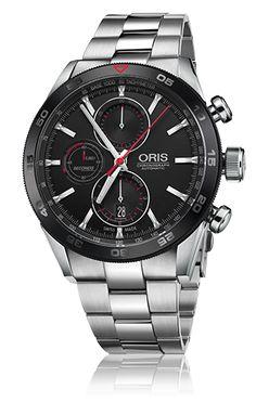 Das neuste Uhrenmodell der Oris Motosport Welt verbindet modernes Design gekonnt mit sportlicher Eleganz. Mit seiner klassischen Form und den innovativen Details ist es Ausdruck für guten Stil. Für jeden Tag.