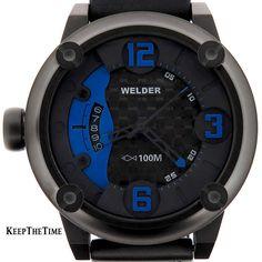 Welder K28 Carbon Fiber Automatic | KeepTheTime Watches